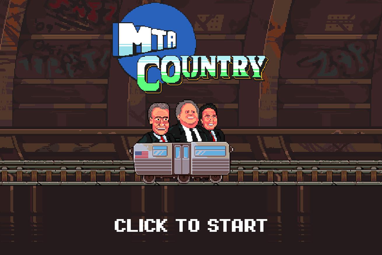 El desastre del metro en la ciudad de Nueva York ahora tiene su propio videojuego de 8 bits