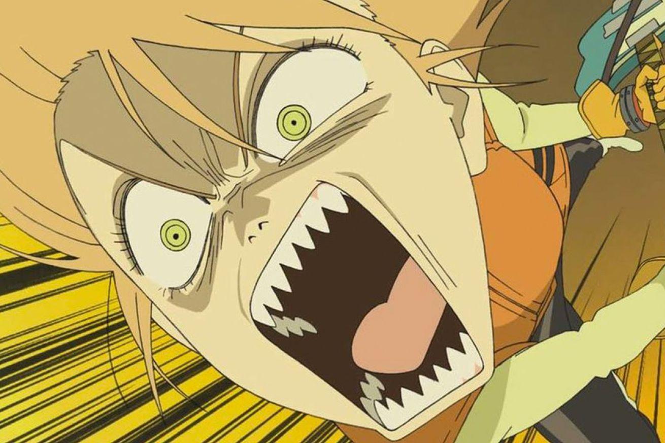 Anime favorito de culto FLCL está de vuelta con nuevos episodios, pero 15 años después, el original aún brilla