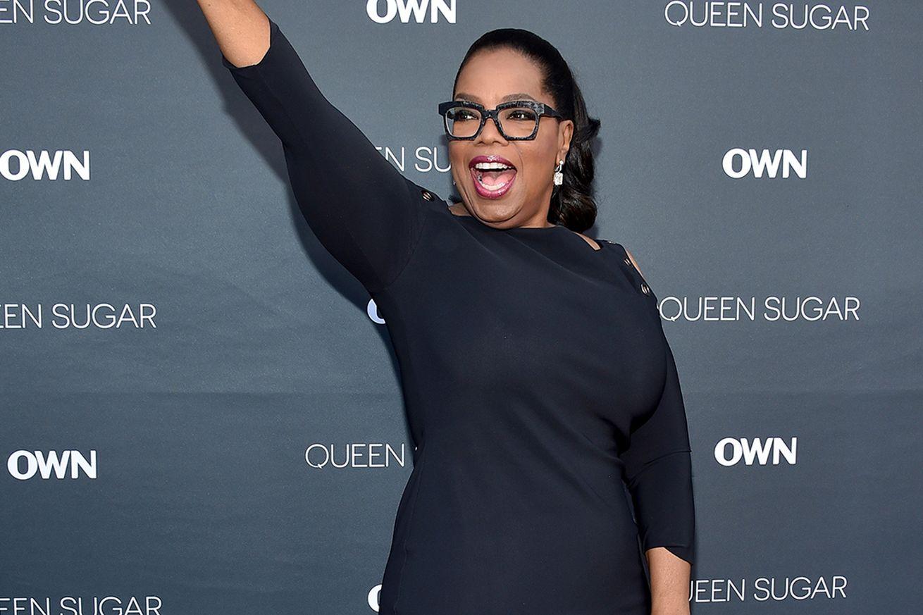 Apple y Oprah se están uniendo para hacer videos