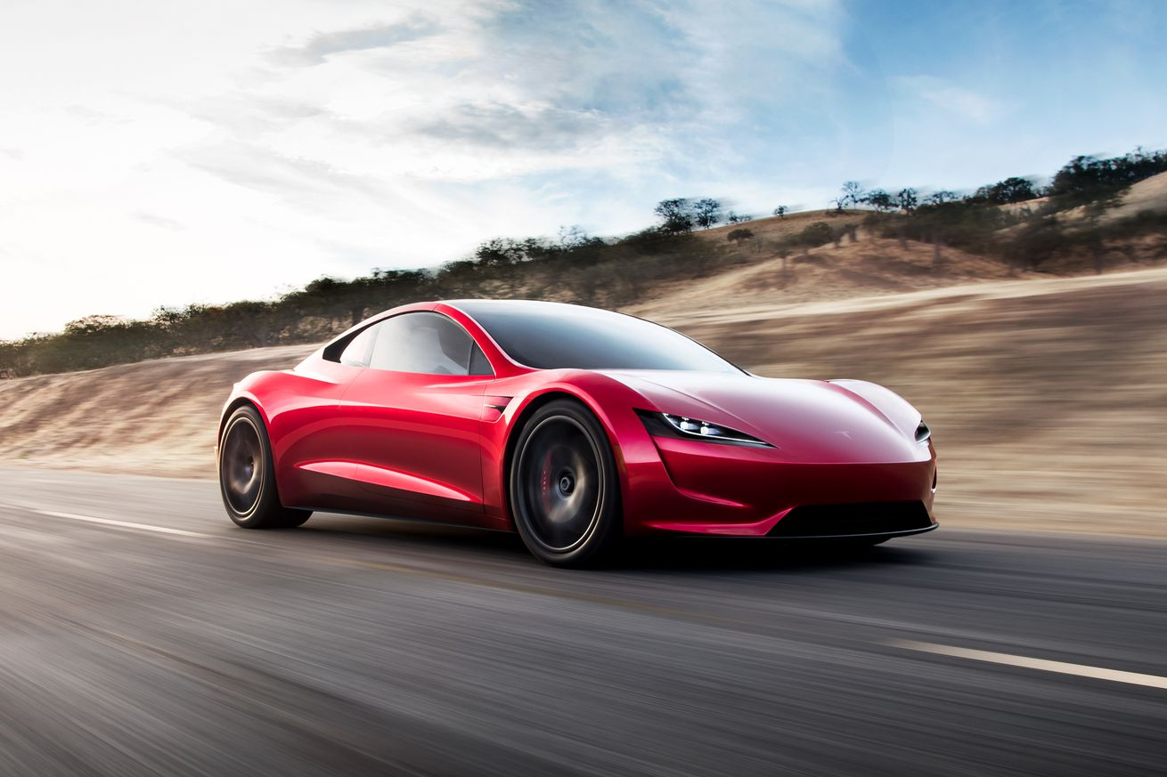 Así es como Elon Musk podría usar propulsores de cohete en el nuevo Tesla Roadster