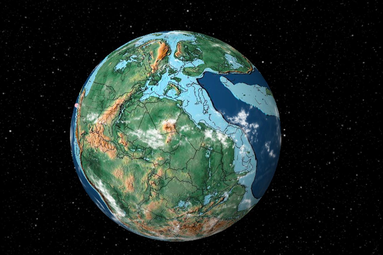 Cómo encontrar su hogar en Pangea
