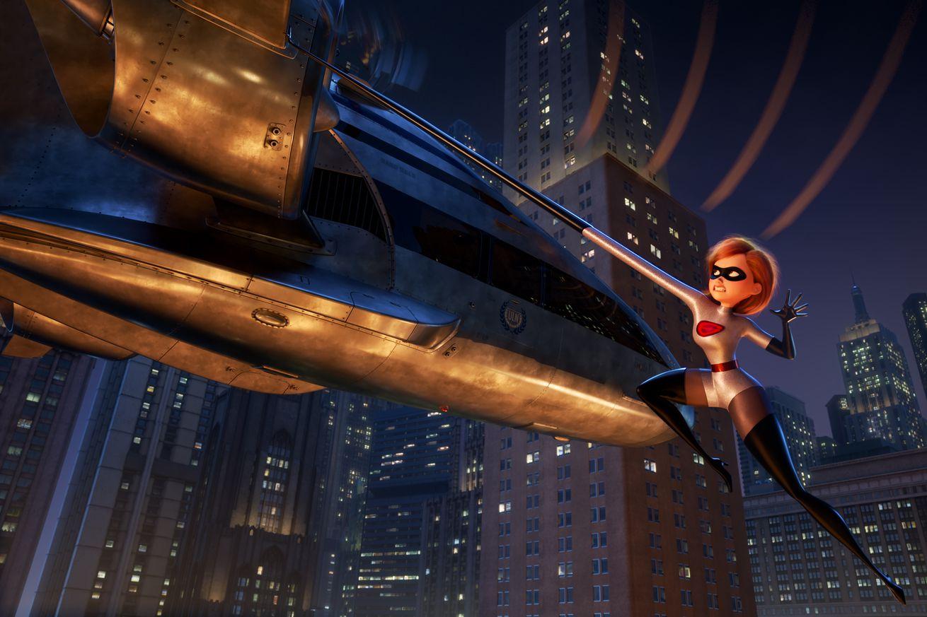"""El director de Incredibles 2, Brad Bird: """"Realmente es solo una gran película de palomitas de maíz"""""""