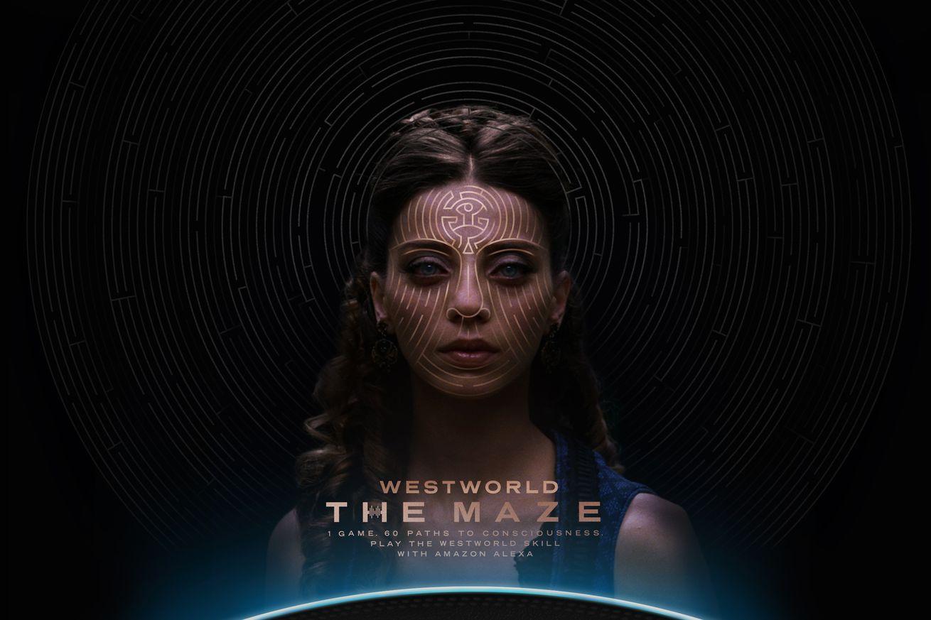 El juego gratuito Alexa de Westworld es como un drama de radio cruzado con un concurso