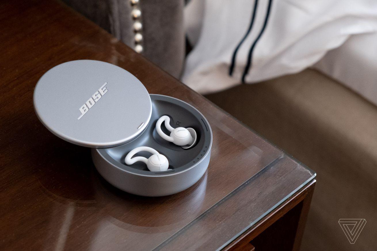 Los nuevos $ 250 Sleepbuds de Bose reproducen sonidos suaves en lugar de música
