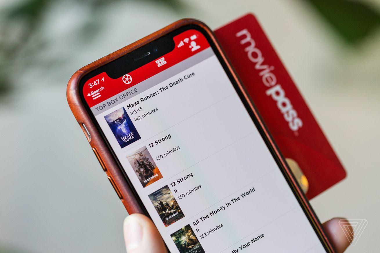 MoviePass comenzará a subir los precios de las películas populares en julio