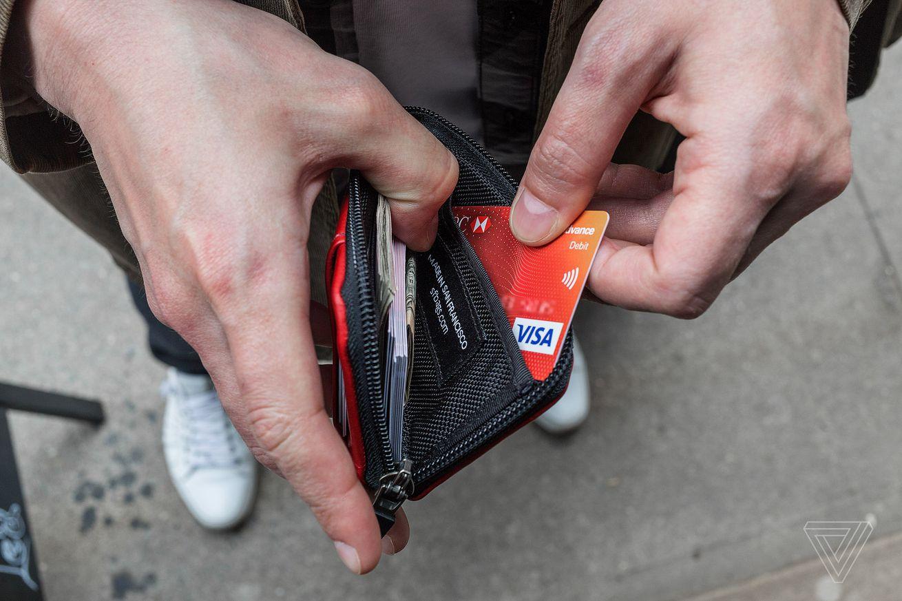 Muchas tarjetas Visa en Europa no funcionan debido a una interrupción de la red