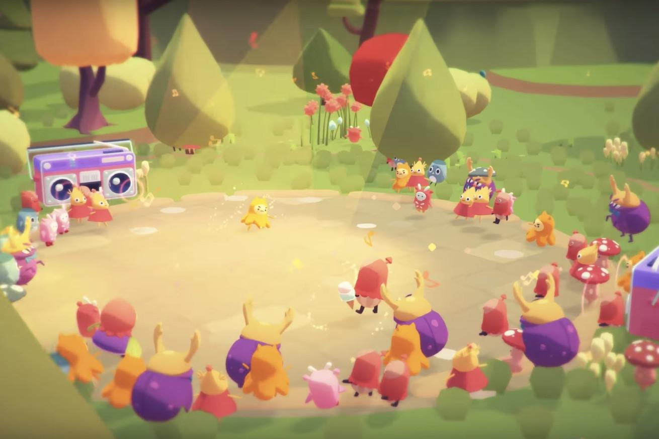 Ooblets sigue siendo el juego más lindo en E3