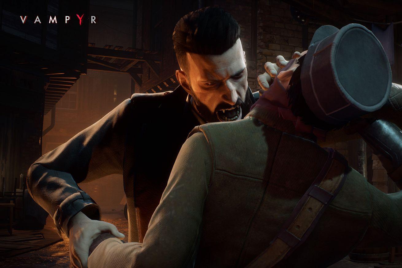 Vampyr es un juego de rol gótico que te hace sentir culpable por matar