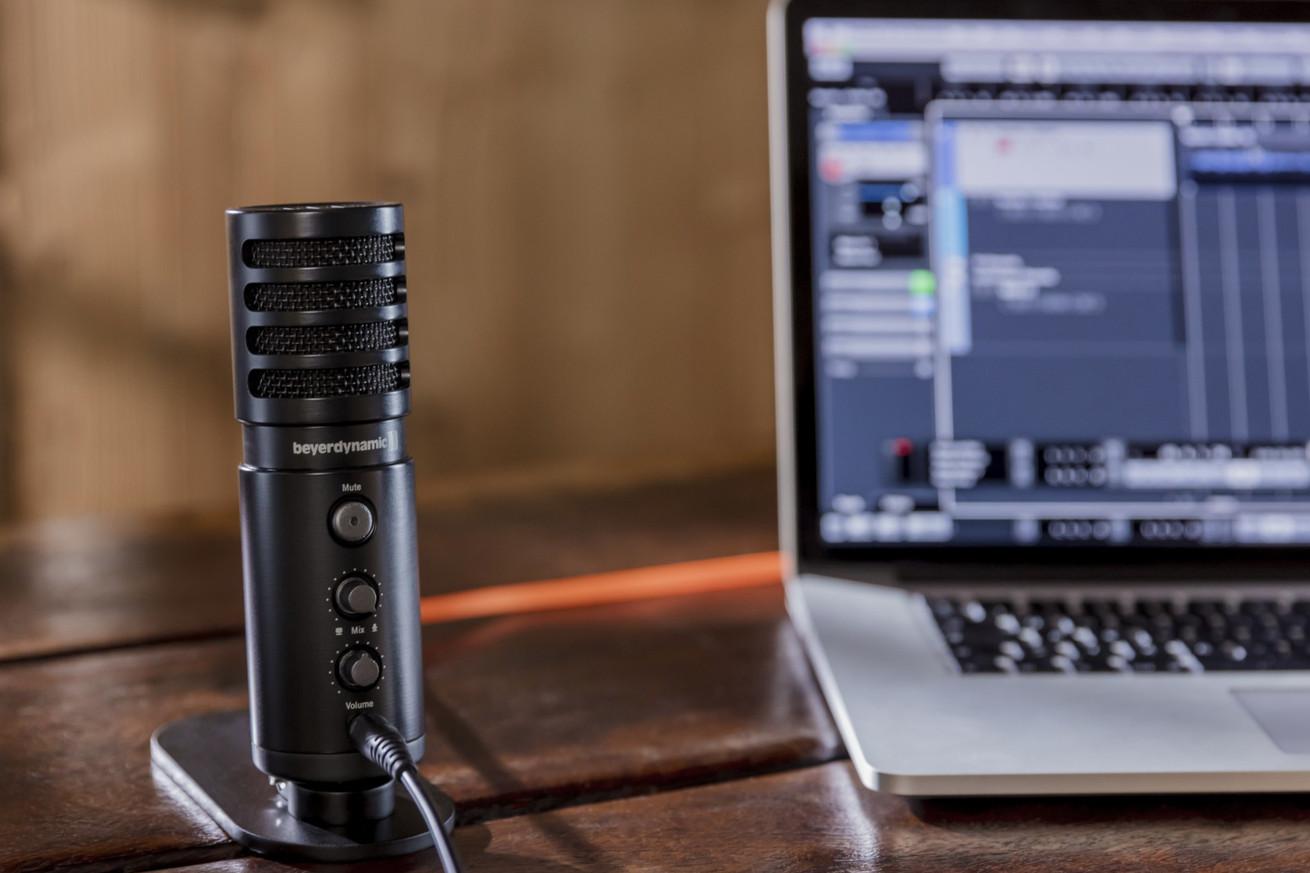 El nuevo micrófono USB de $ 179 de Beyerdynamic está diseñado para podcasters, streamers Twitch y músicos