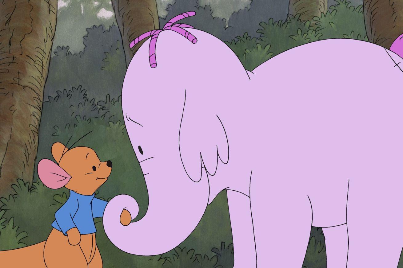 Christopher Robin es un recordatorio de todas las buenas películas de Pooh, incluida una en Netflix ahora