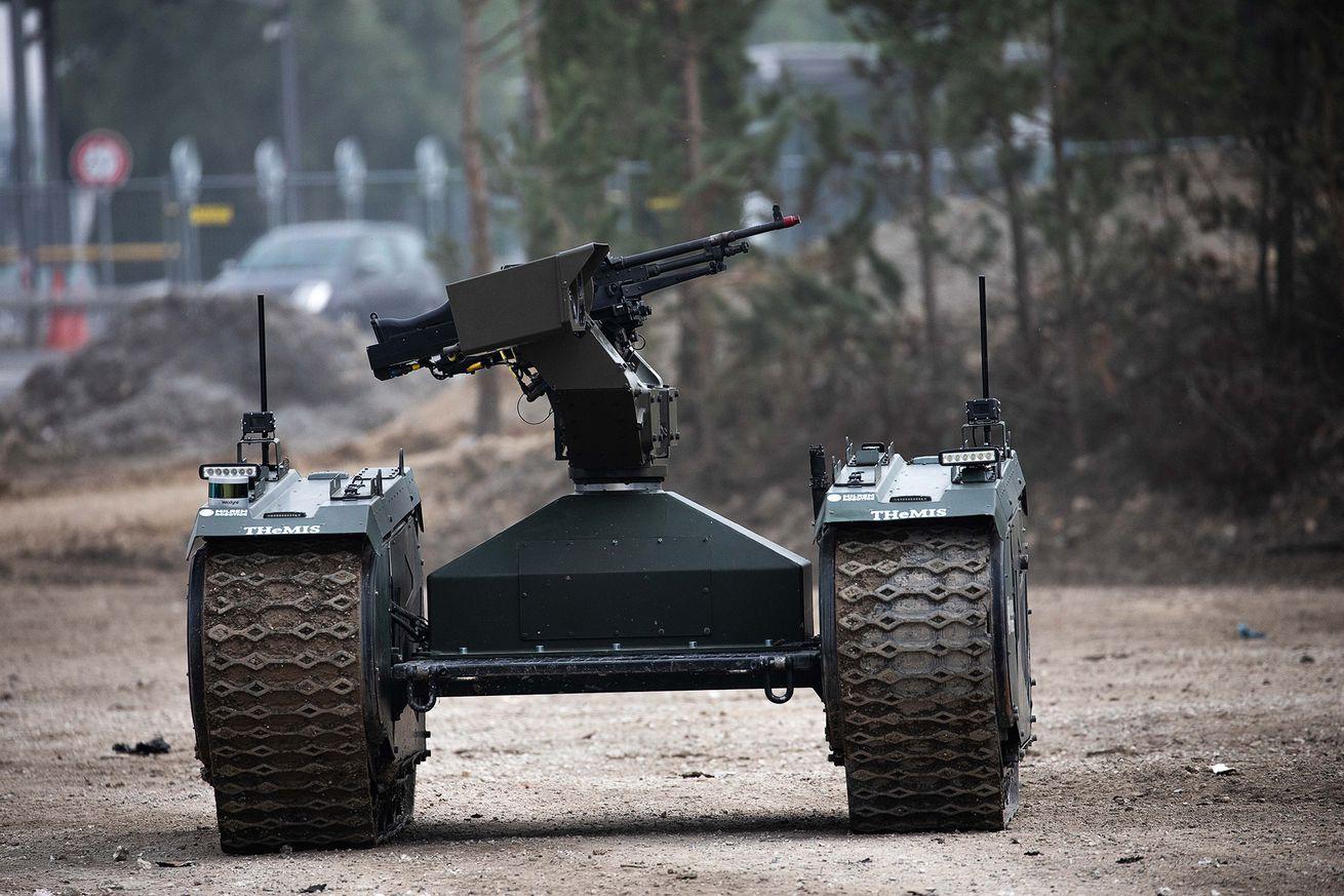 Dentro del esfuerzo de las Naciones Unidas para regular robots asesinos autónomos