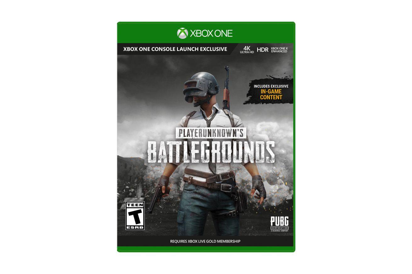 El lanzamiento completo de Xbox One de PUBG llegará en dos semanas