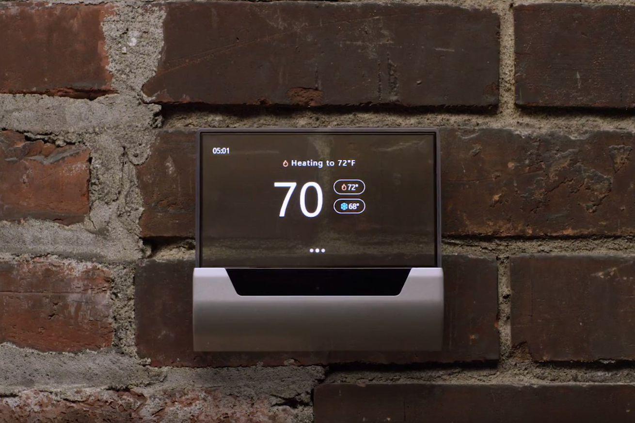 GLAS, el termostato de $ 319 impulsado por Cortana, recibe asistencia de Alexa y Google Assistant