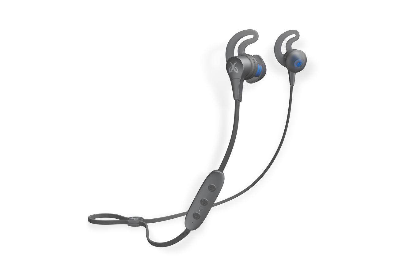 Los nuevos auriculares deportivos inalámbricos X4 de Jaybird son aún más resistentes al agua y al sudor