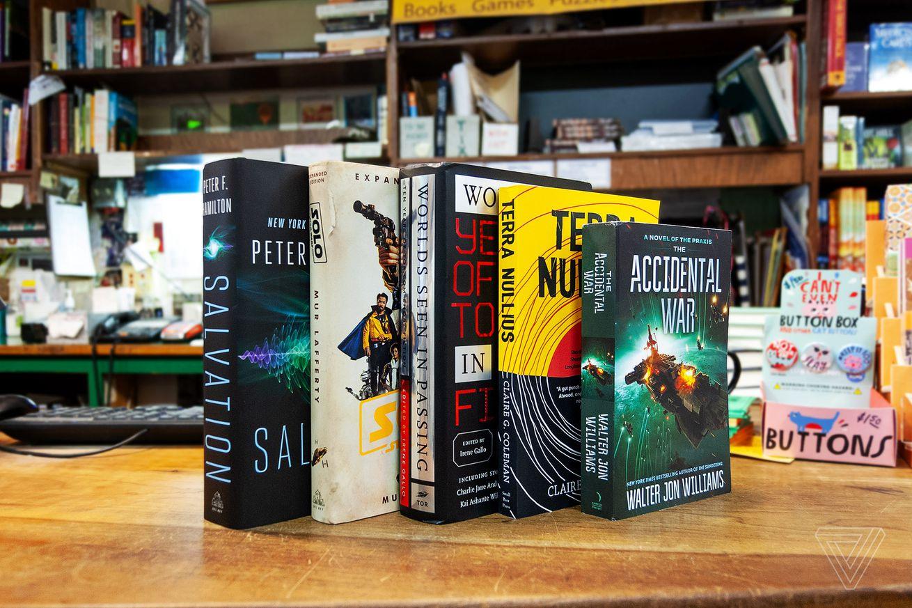 9 libros de ciencia ficción y fantasía que saldrán este mes de septiembre deben agregarse a su lista de lectura