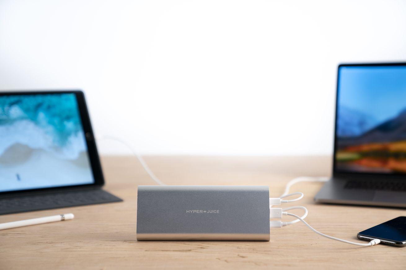 Hyper anuncia el 'paquete de baterías USB-C más poderoso del mundo'