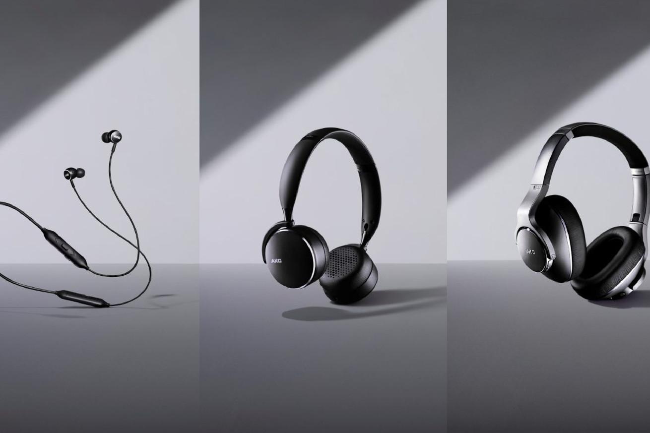 Samsung presenta tres nuevos auriculares inalámbricos AKG