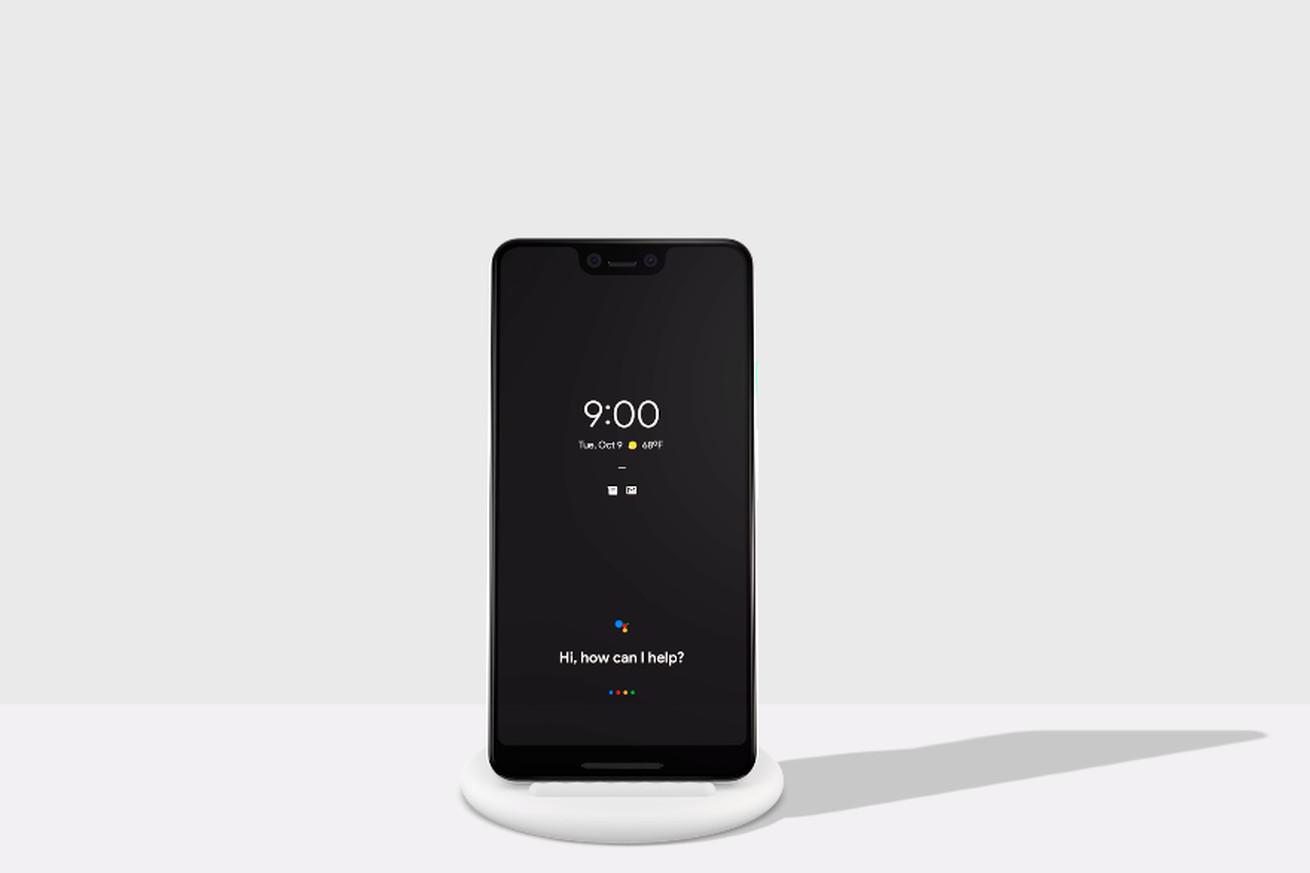 Google anuncia el cargador inalámbrico Pixel Stand que le mostrará las notificaciones sin desbloquear el teléfono