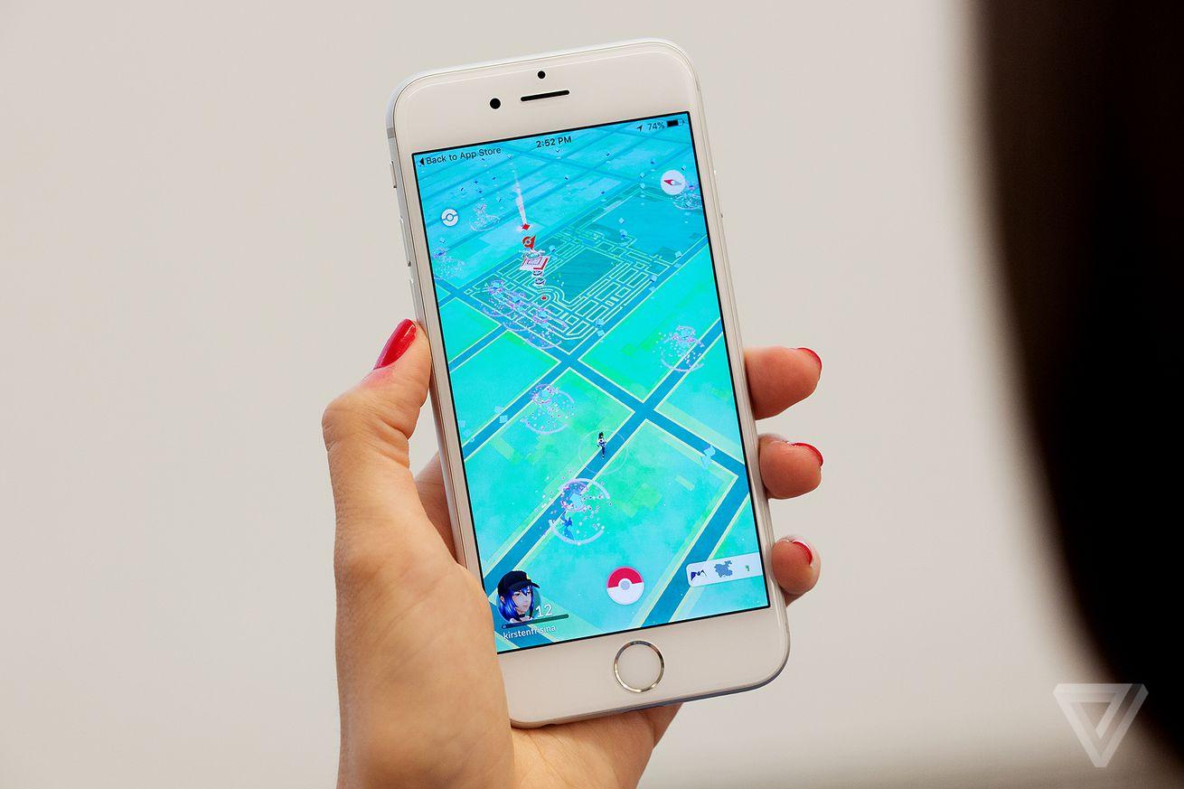 Pokémon Go pronto registrará tus pasos en el fondo