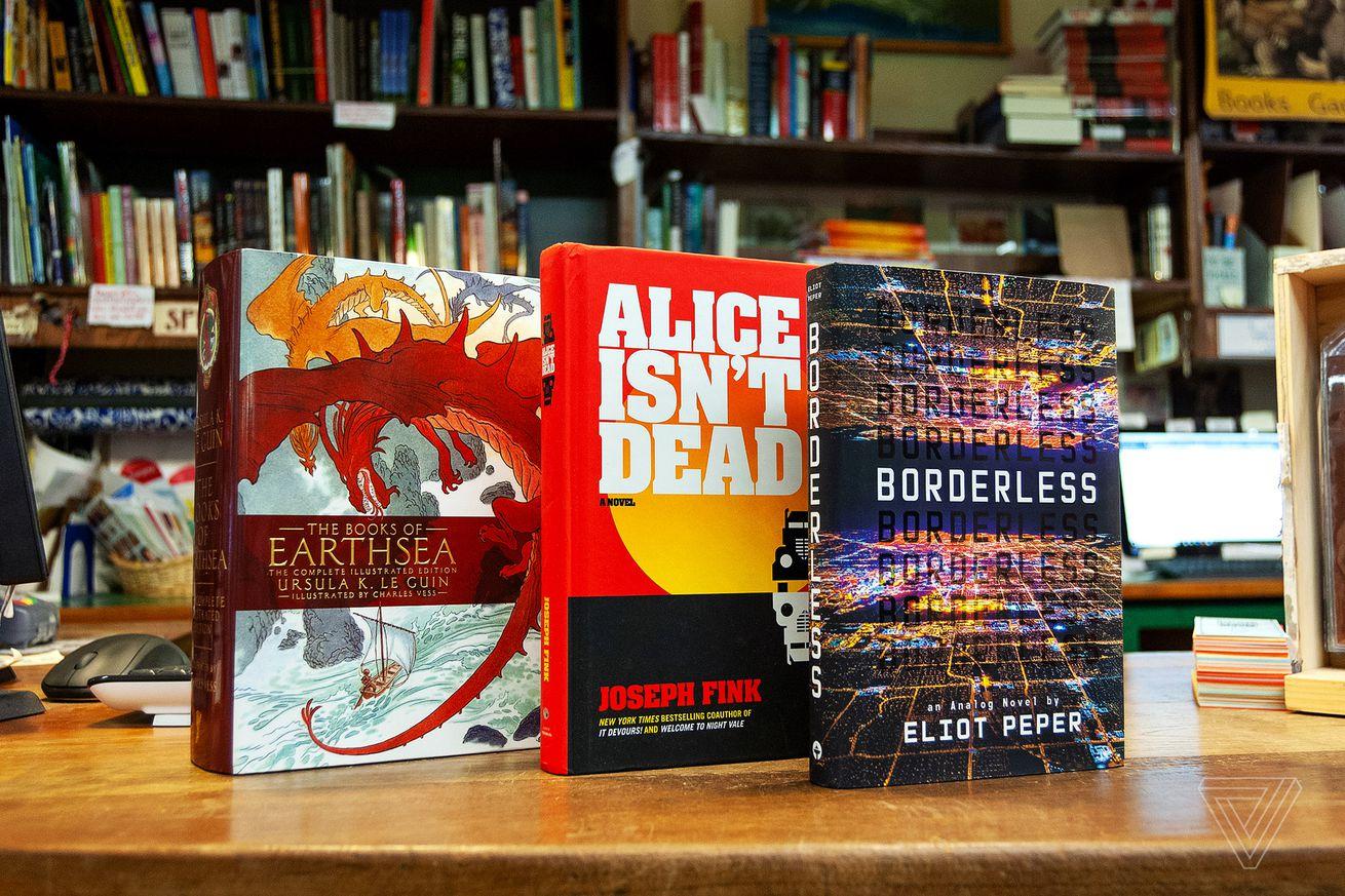 11 nuevos libros de ciencia ficción y fantasía para revisar este noviembre