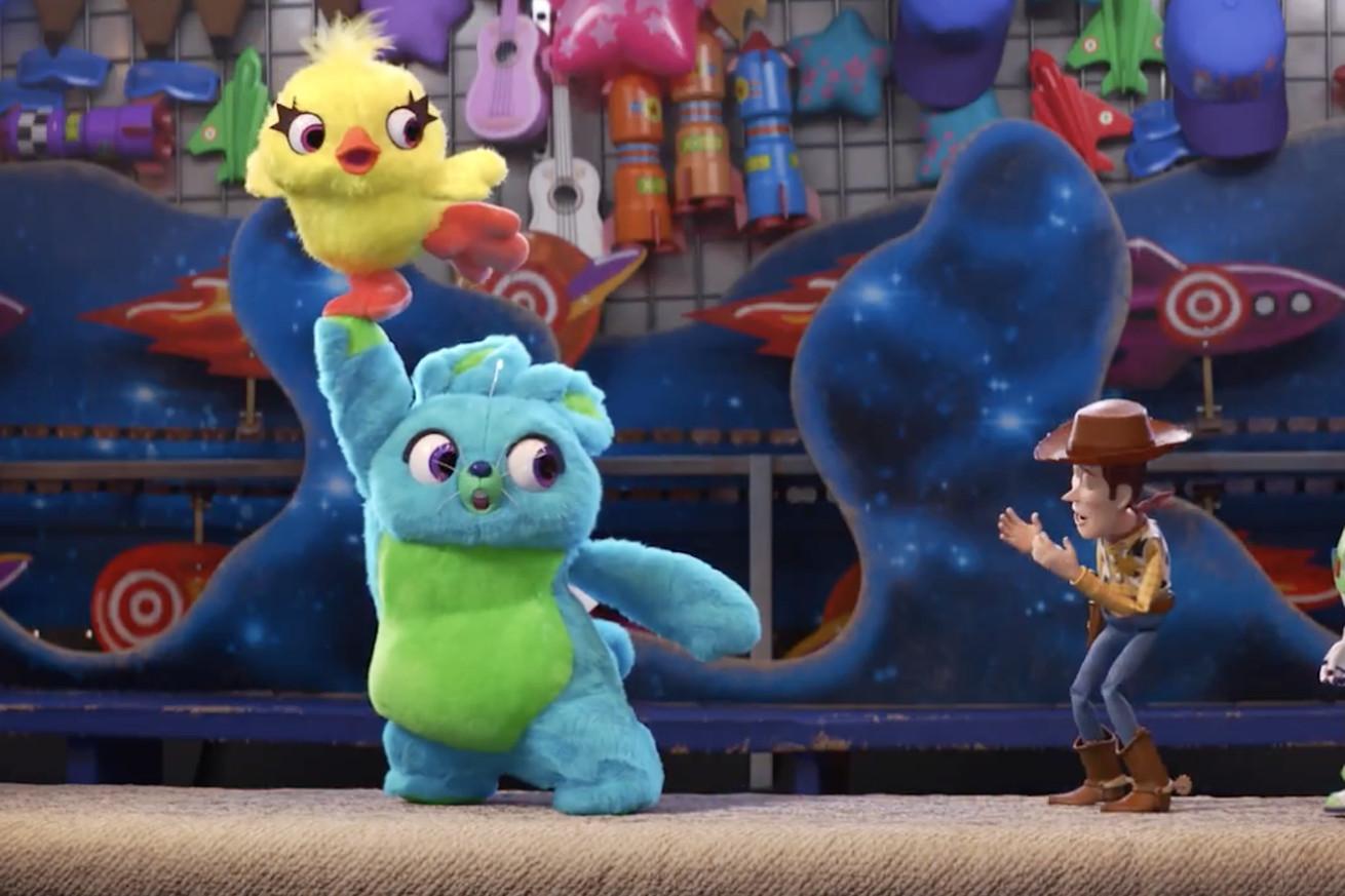 El último teaser de Toy Story 4 es un video de 'reacción al remolque' protagonizado por Key y Peele