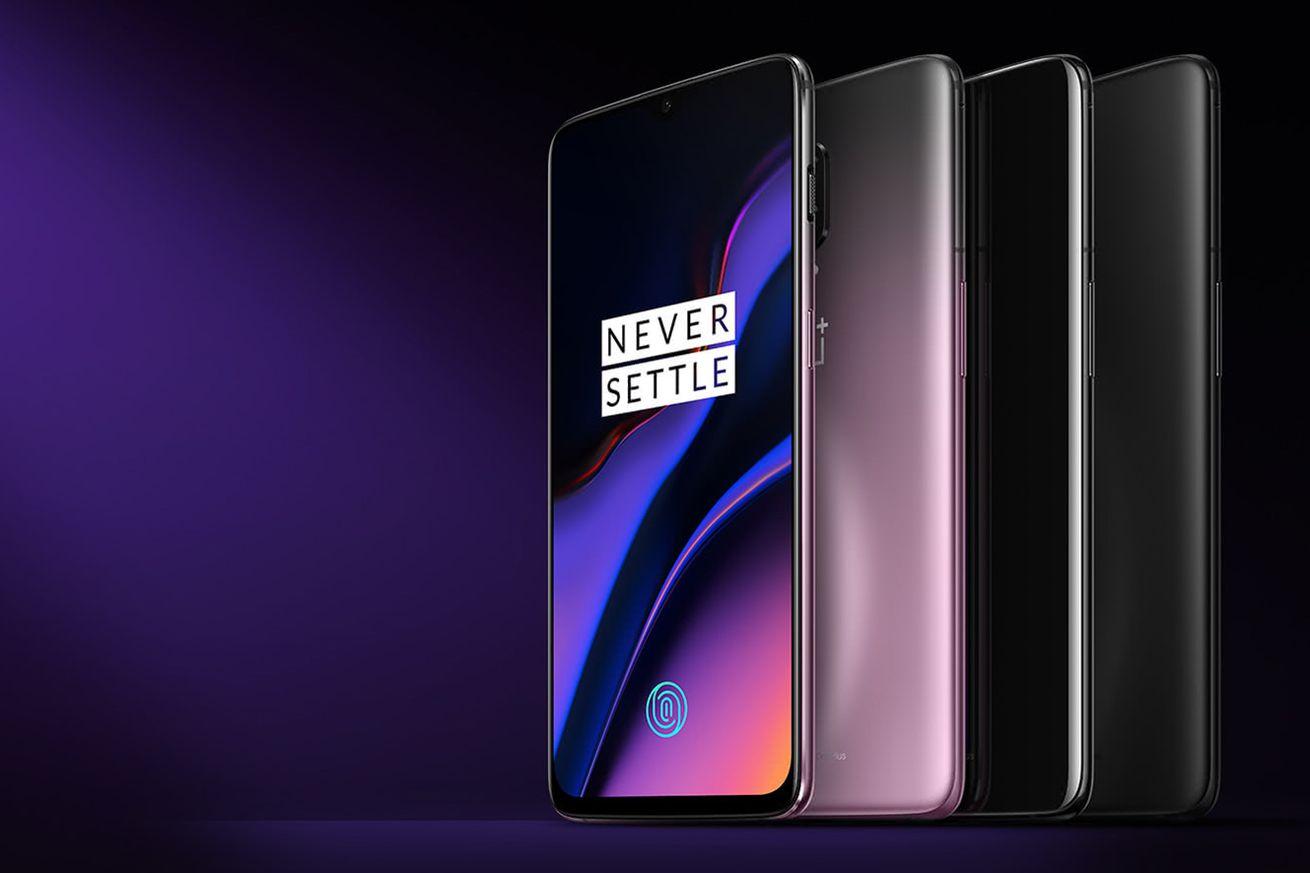 El OnePlus 6T ahora está disponible en púrpura en China