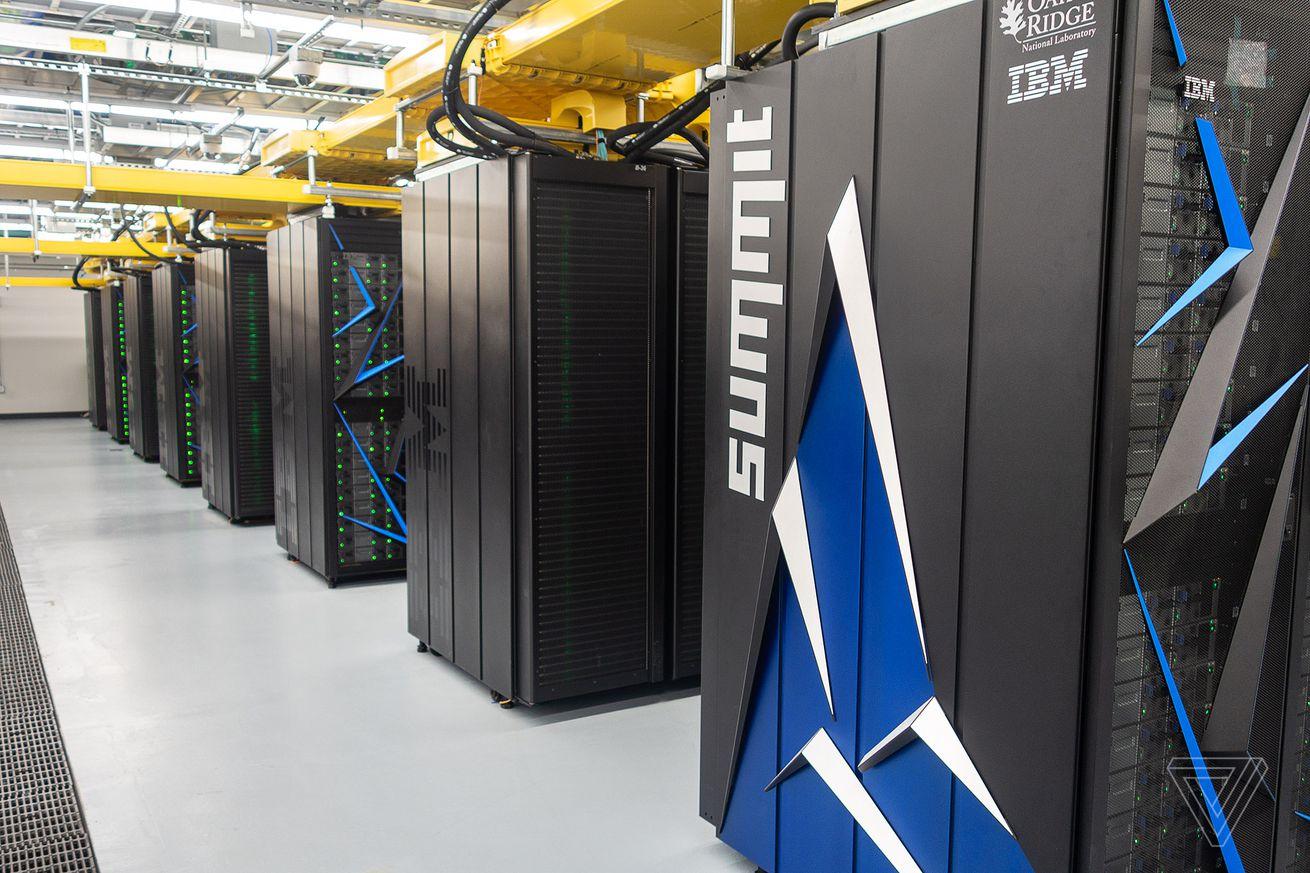 Estados Unidos tiene ahora las dos supercomputadoras más rápidas del mundo.