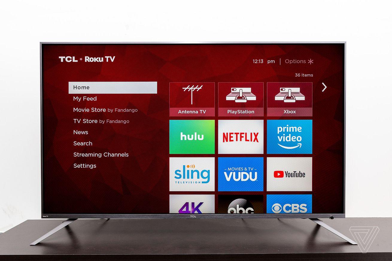 El excelente televisor 4K de la serie 6 de TCL cuesta solo $ 499.99 en Best Buy