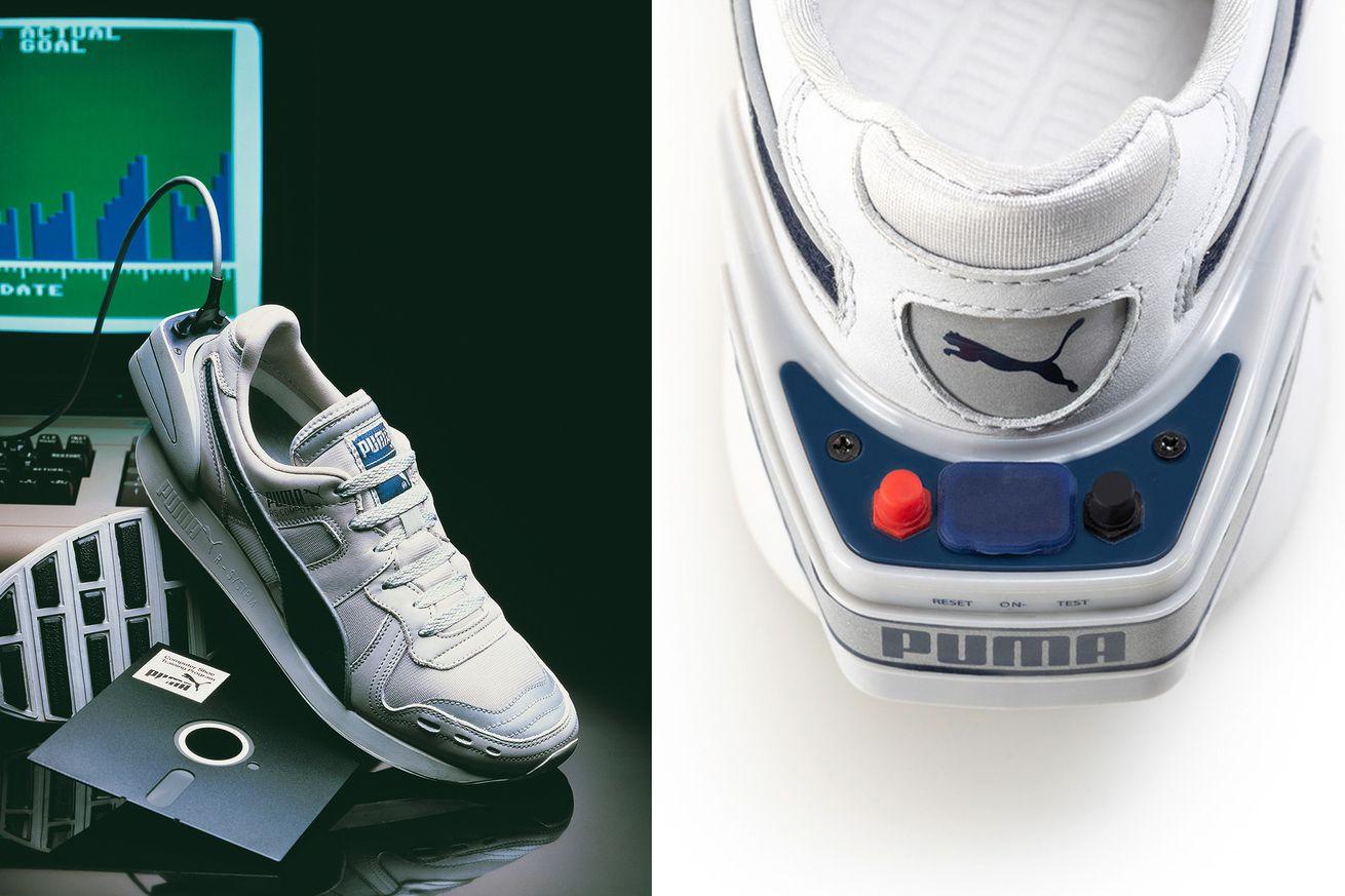 Puma está lanzando de nuevo su clásica zapatilla RS-Computer de 1986