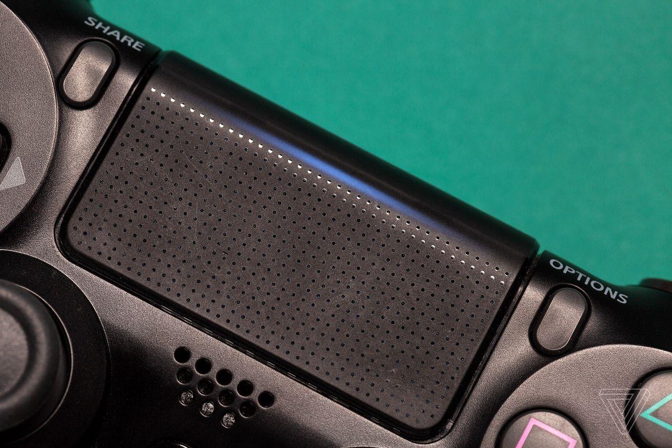 El touchpad de PlayStation 4 y la ley de las consecuencias no deseadas