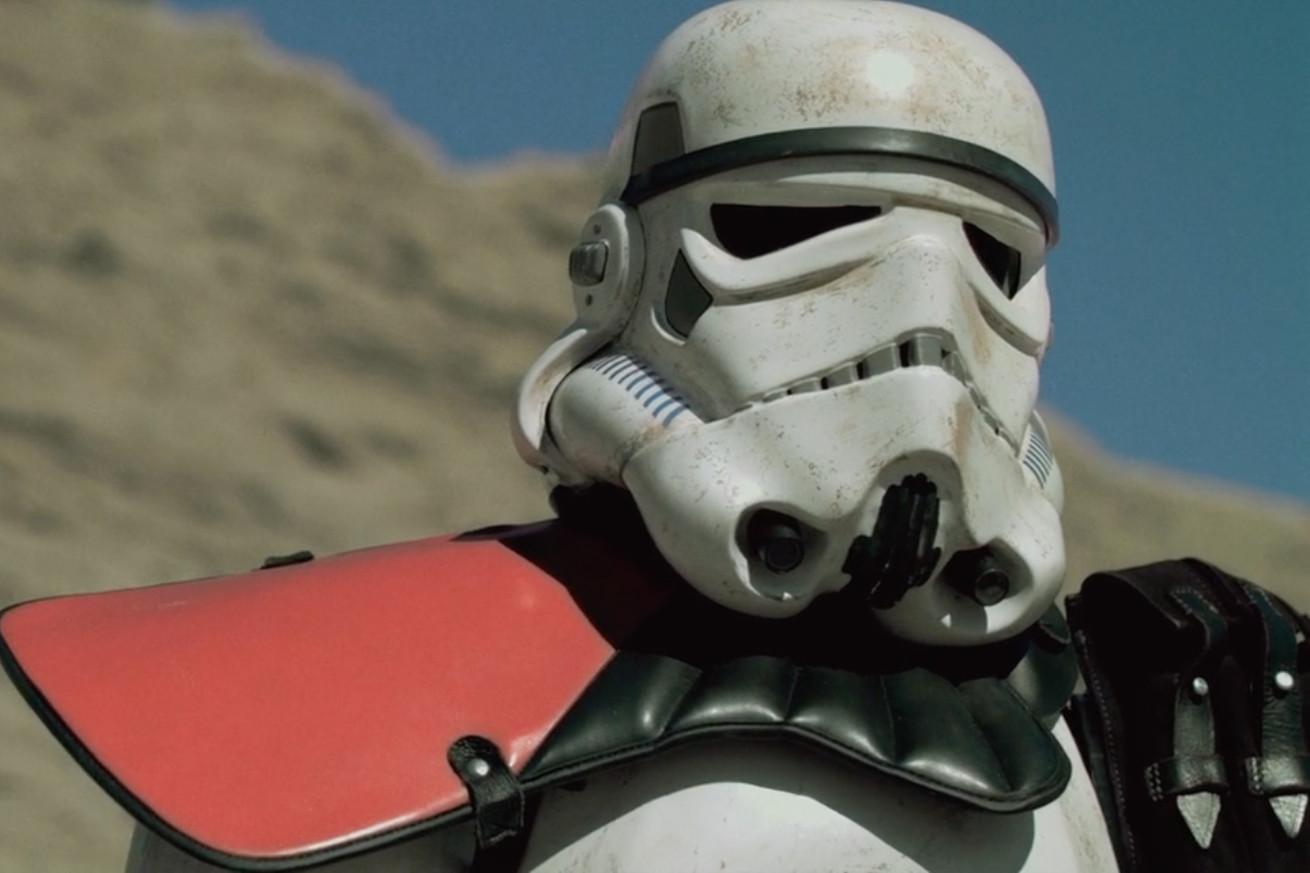 Esta hermosa película corta para fanáticos de Star Wars lleva a Hamlet a una galaxia muy, muy lejos