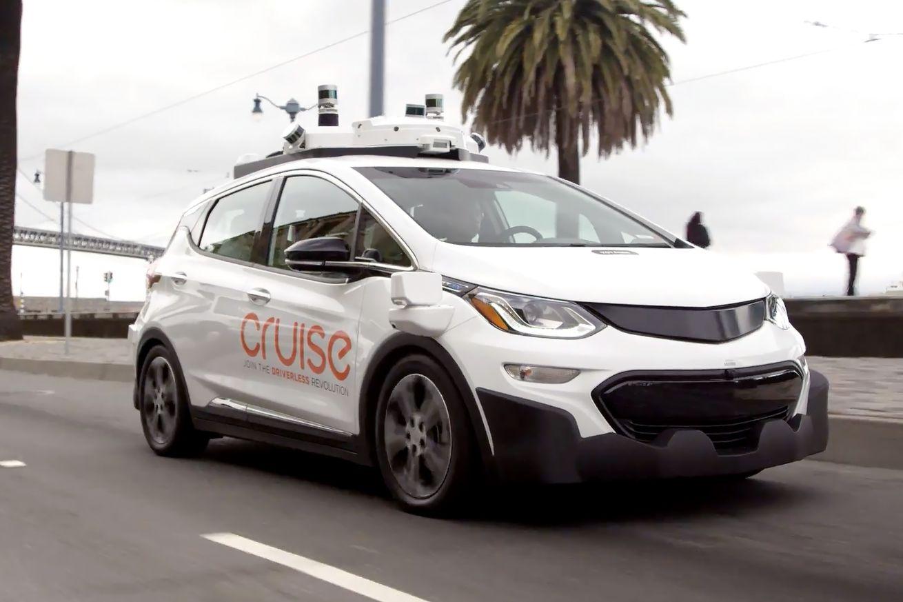 Los socios de Cruise de GM con DoorDash para probar la entrega autónoma de alimentos